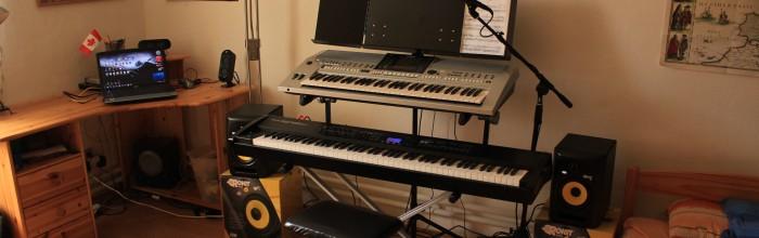 Ústřední kolo soutěže ve hře na elektronické klávesové nástroje